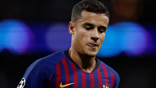 Barca legend Stoichkov writes letter to convince Coutinho to stay