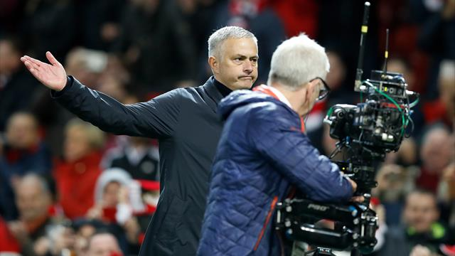 Manchester United contest Jose Mourinho's FA charge