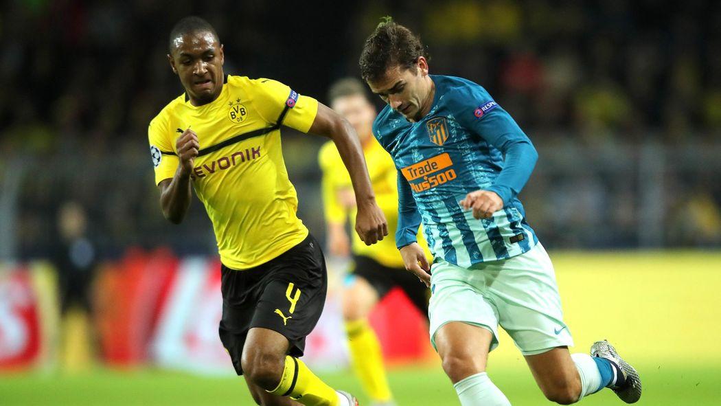 Champions League Borussia Dortmund Atlético Madrid Jetzt Live Im
