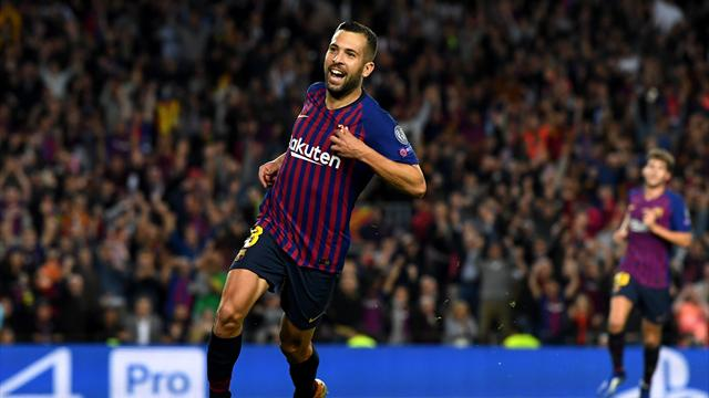 Alba: Beating Real feels like winning the Champions League