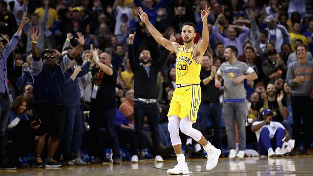 Incroyable, insolent et impressionnant, Stephen Curry plante 51 points