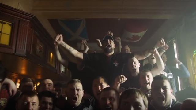 Баста с регбистами Сербии и ЦСКА записал новый вариант песни «Мама, я партизан»