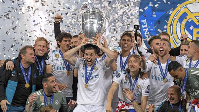 «Реал» возглавил рейтинг топ-30 крупнейших клубов мира от France Football, «Барселона» – вторая