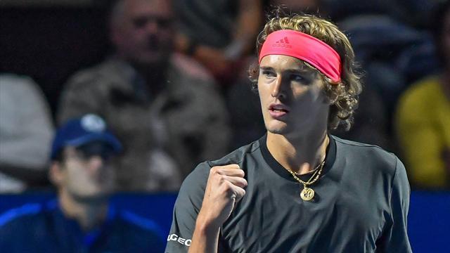Roger Federer remporte un 99e tournoi