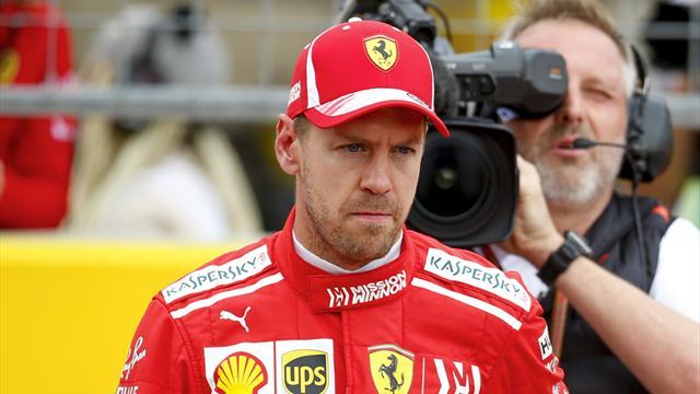 """Vettel torna sull'incidente di Hockenheim: """"Commisi un errore stupido"""""""