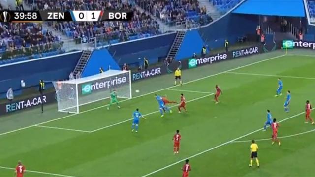 Где смотреть матч Лиги Европы «Зенит»— «Бордо» 25октября