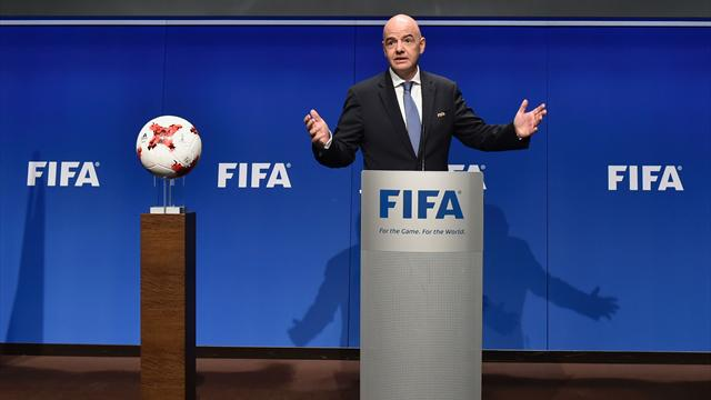 Infantino expects Qatar World Cup to be the best-ever