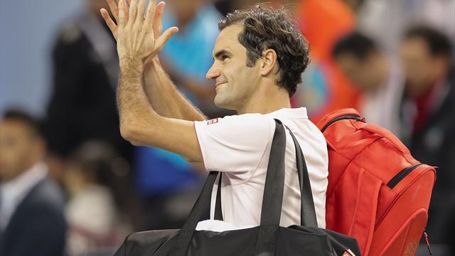 Federer, cahin-caha