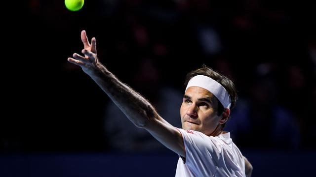 Roger Federer wins Swiss Indoors in Basel for 99th career title
