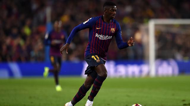 Barcelone : Ousmane Dembélé de nouveau en retard à l'entraînement
