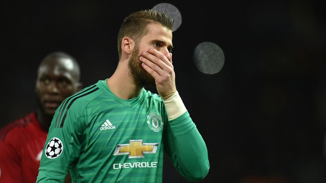 cheap for discount a799b a29f9 Football news - Paper Round: David De Gea to join PSG for ...