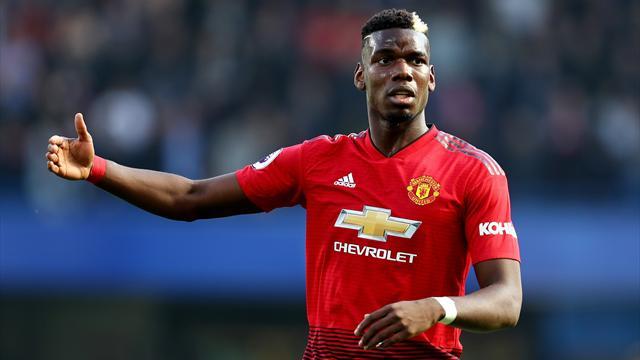 Manchester United : Lukaku espéré pour le derby, Pogba incertain