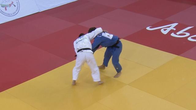 El español Fran Garrigós, plata en el Grand Slam de judo de Abu Dabi