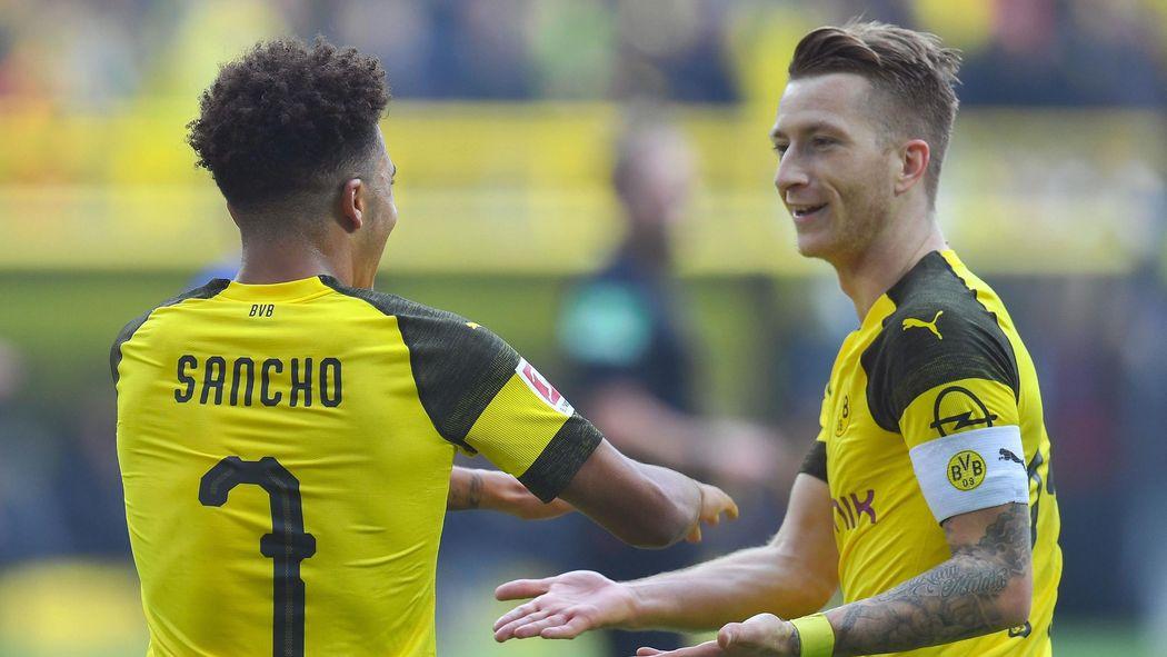 Borussia Dortmund Union Berlin Jetzt Live Im Tv Und Im Livestream