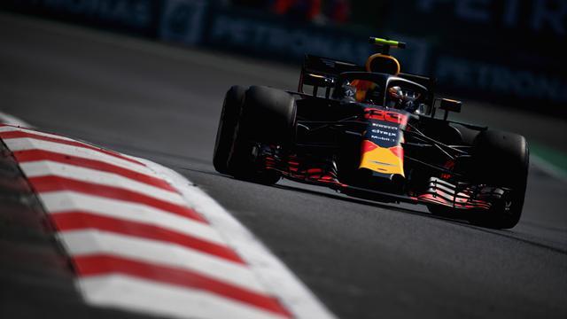 Max Verstappen al comando delle prime libere, Mercedes e Ferrari attardate