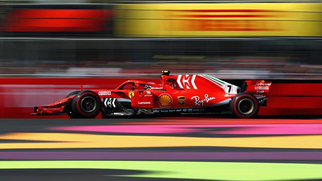 I precedenti della Ferrari nel GP del Brasile: la Ferrari vuol replicare il 2017