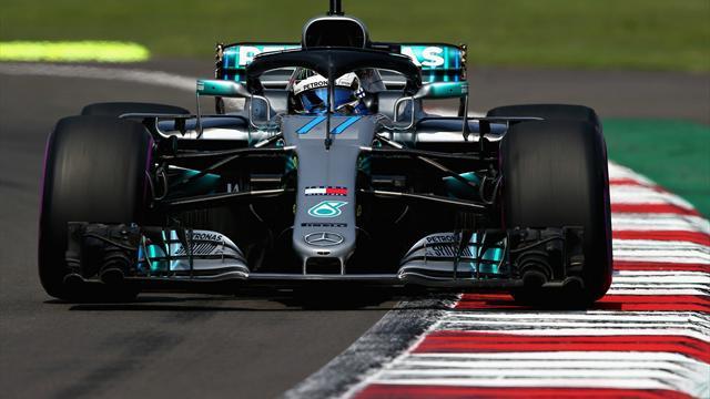 Au tour de Mercedes de viser un cinquième titre