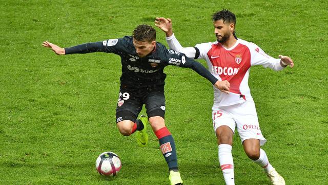 Monaco toujours au ralenti, Montpellier et Lille en pleine bourre