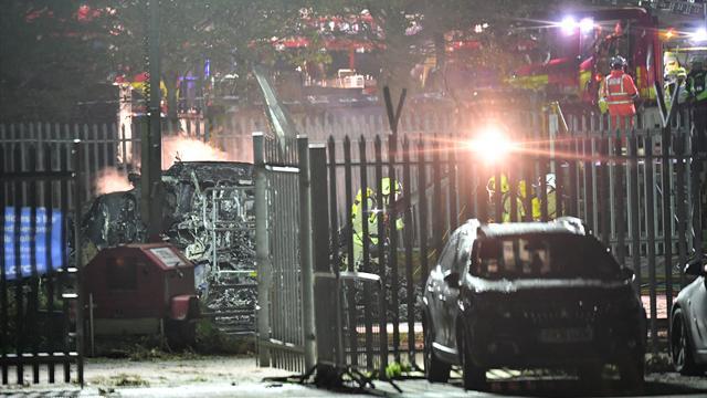 Defekte Pedale führten zum Hubschrauber-Crash in Leicester