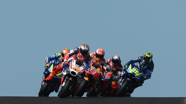 MotoGP: Weekendul din Malaezia este transmis în direct de Eurosport 1