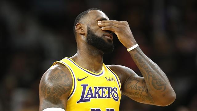 Les Pelicans et les Pistons sont tombés, les Lakers encore frustrés