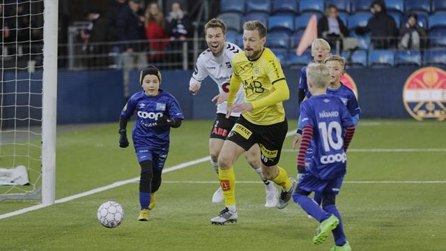 Drømmekampen: Barna vant over Eliteserie-spillerne