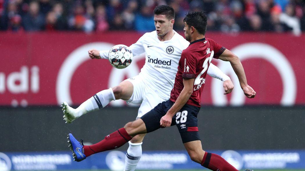 1 Fc Nürnberg Eintracht Frankfurt Jetzt Live Im Tv Und Livestream