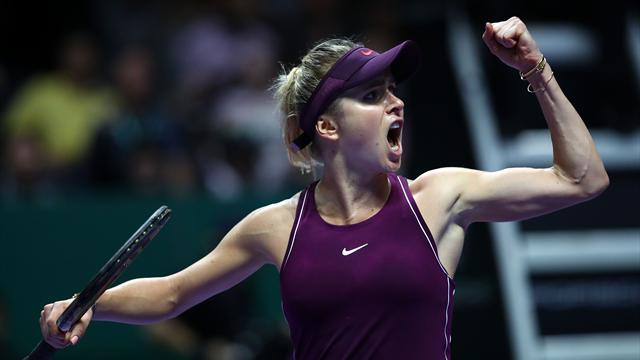 Invincible Svitolina