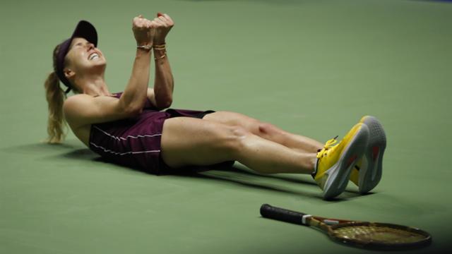 Svitolina slo Stephens i sesongfinalen