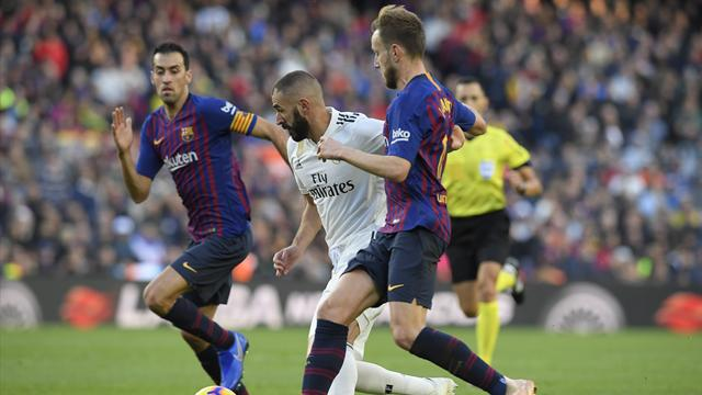 Barcelona to meet Real Madrid in Copa del Rey semi-finals