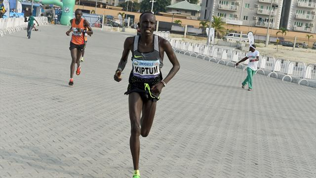 Kenya's Kiptum gets four-year ban for doping