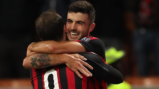Milan reprend du poil de la bête
