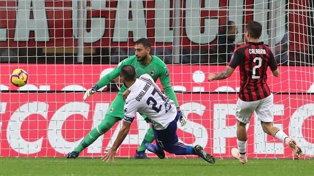 Sampdoria-Milan in Diretta tv e Live-Streaming