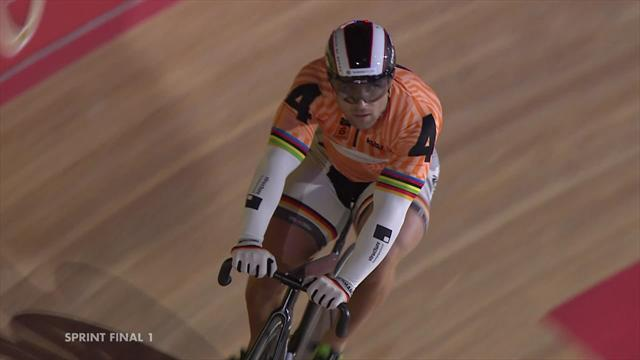 'Brilliant!' - Forstemann wins dramatic men's sprint final