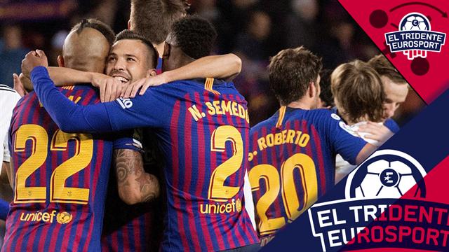 El Tridente Eurosport: El Clásico y la crisis del Real Madrid a examen