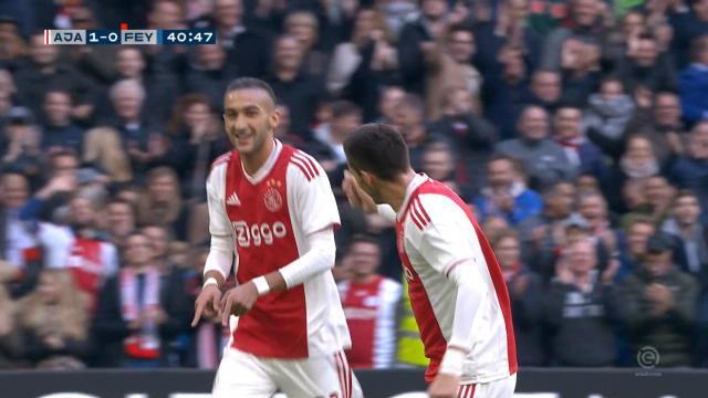 Arconada, expulsion après 5 minutes, action d'école : revivez l'improbable victoire de l'Ajax