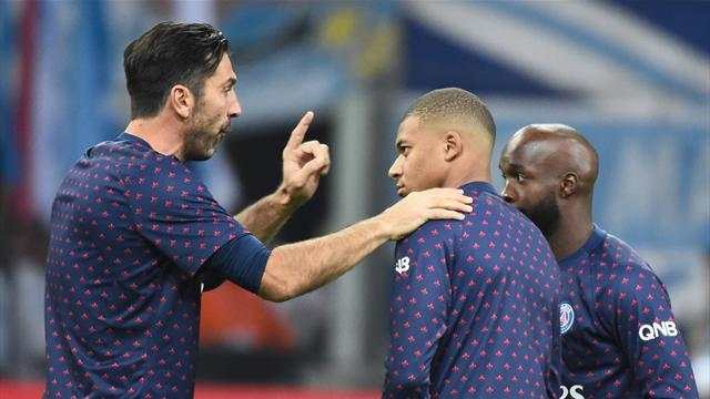 Mbappé et Rabiot punis à Marseille pour un retard ?