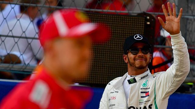 Хэмилтон выиграл тысячную гонку в истории «Формулы-1»