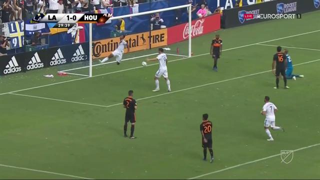 Kamara gör mål igen - 2-0 till Galaxy