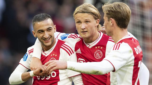 Ajax coach desperate to hold on to sought after talent