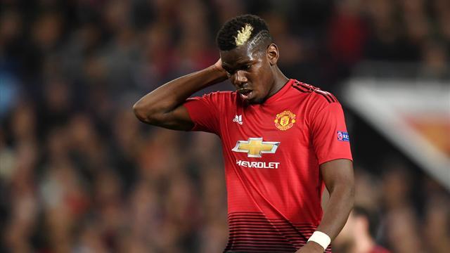 """Mourinho : """"Pogba a bien joué pendant les 15 minutes qu'il a passées sur le terrain"""""""