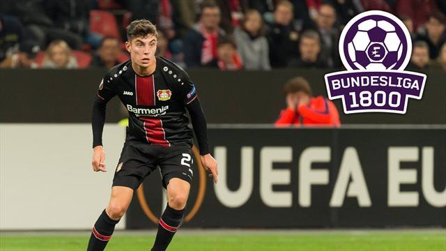 Bundesliga 1800 #39 | Talente-Check: Bundesliga hängt England und Spanien ab
