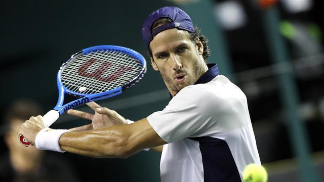 ATP Delray Beach, Denis Istomin-Feliciano López: Sin victorias en 2019 (7-6 (5) y 6-2)