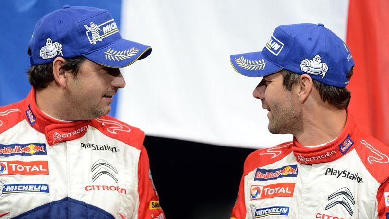 Daniel Elena et Sébastien Loeb, une histoire longue de vingt ans.