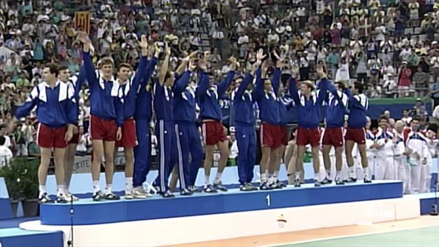 Hall of Fame Barcelona 92: El poderío de la URSS no se desmembró gracias al Equipo Unificado