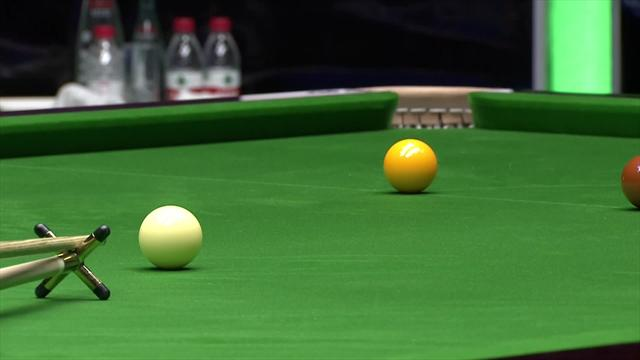 Ryan Day produces stunning century break