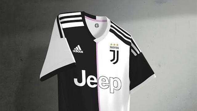 Indiscrezioni sulla nuova maglia della Juventus: scompaiono le strisce?