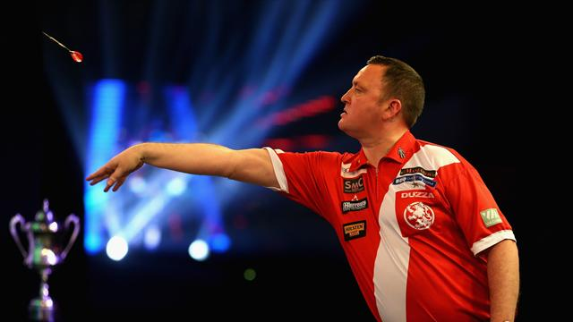 World-class darts coming to Eurosport