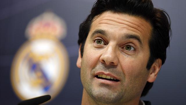Сope: Солари утвердят в роли главного тренера «Реала» в случае победы над «Сельтой»
