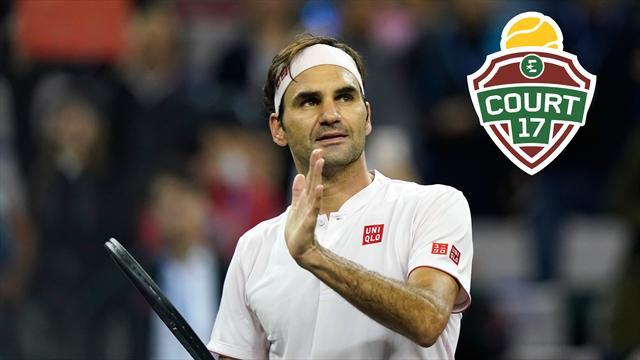"""Di Pasquale : """"Federer a besoin de Bercy pour battre des joueurs du Top 10"""""""